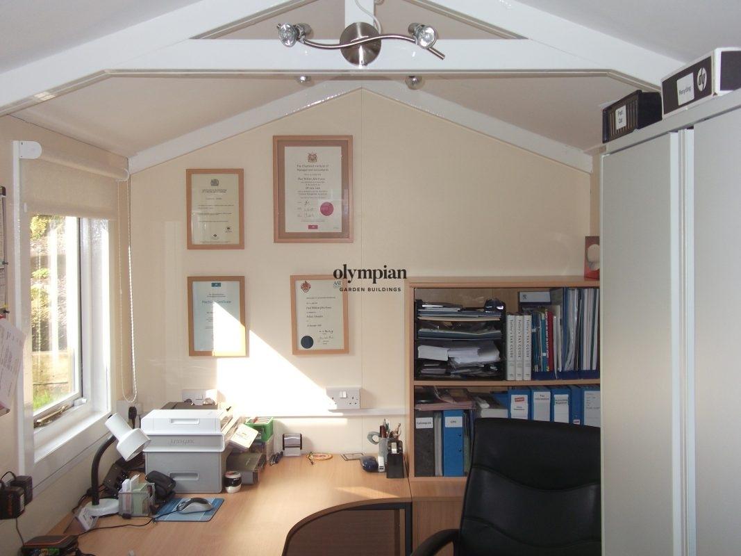 Small Garden Office 1