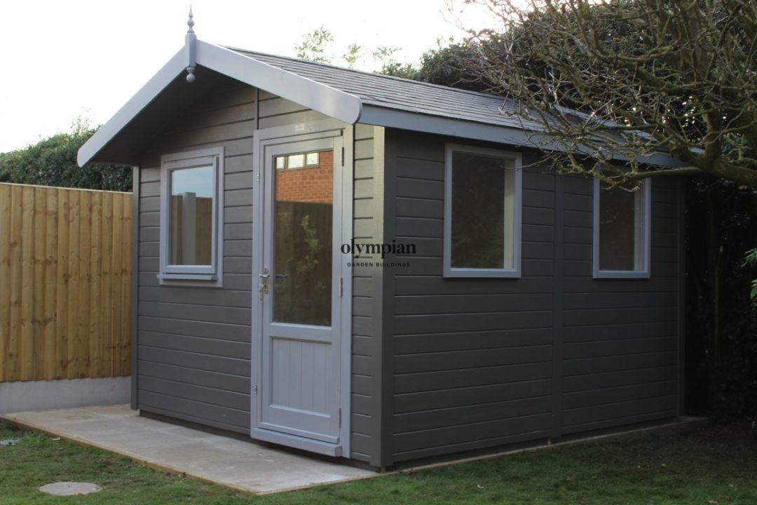 Small Garden Office 38