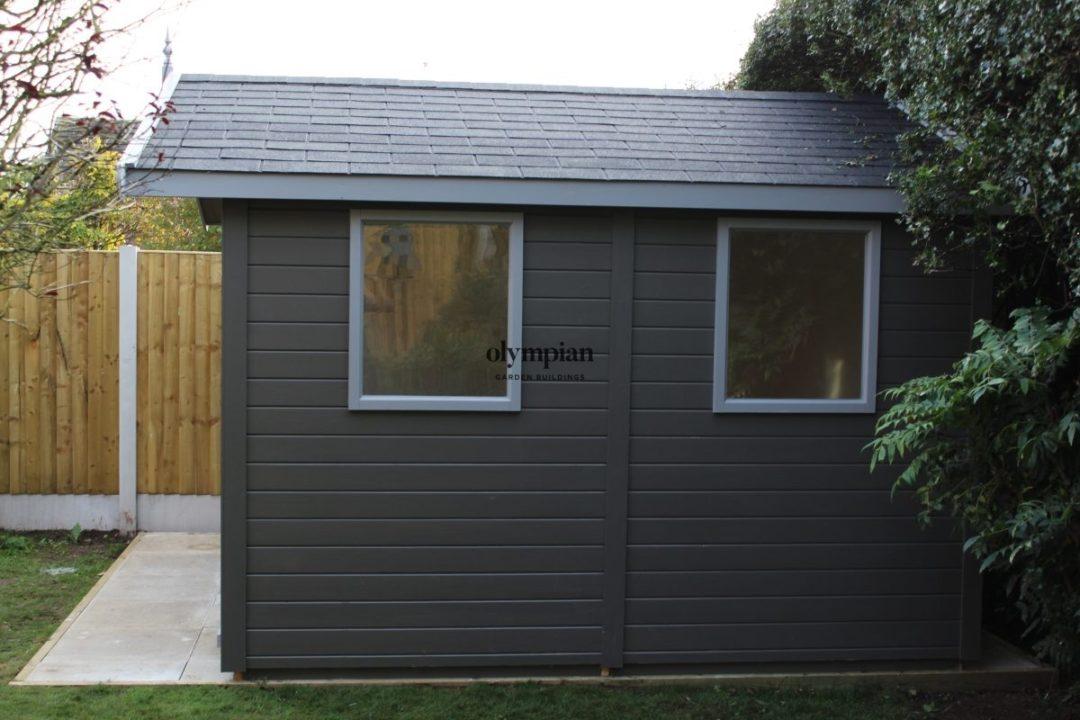 Small Garden Office 39
