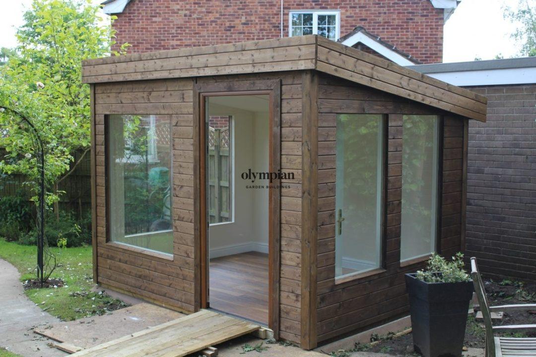 Small Garden Office 41