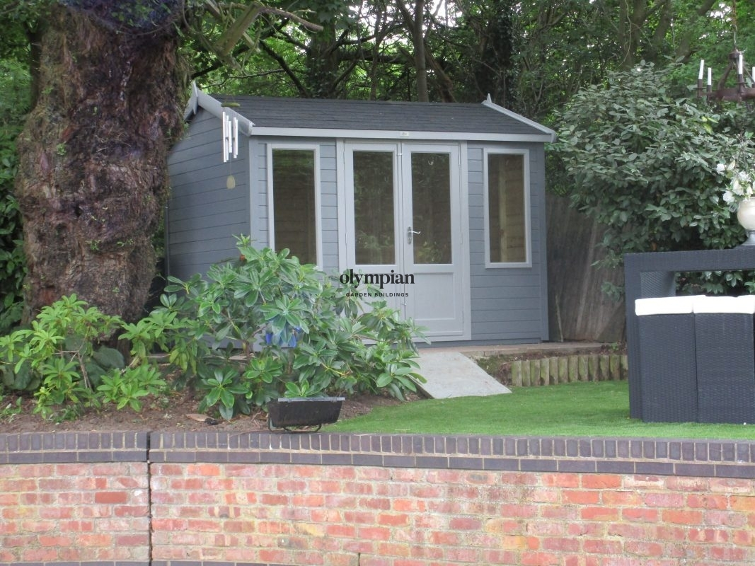 Small Garden Office 43