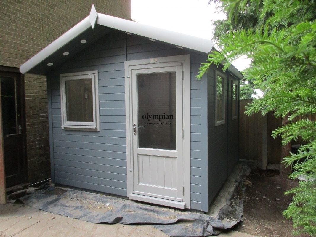 Small Garden Office 44