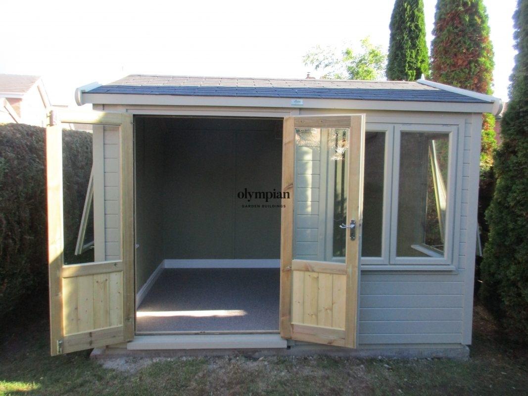 Small Garden Office 45