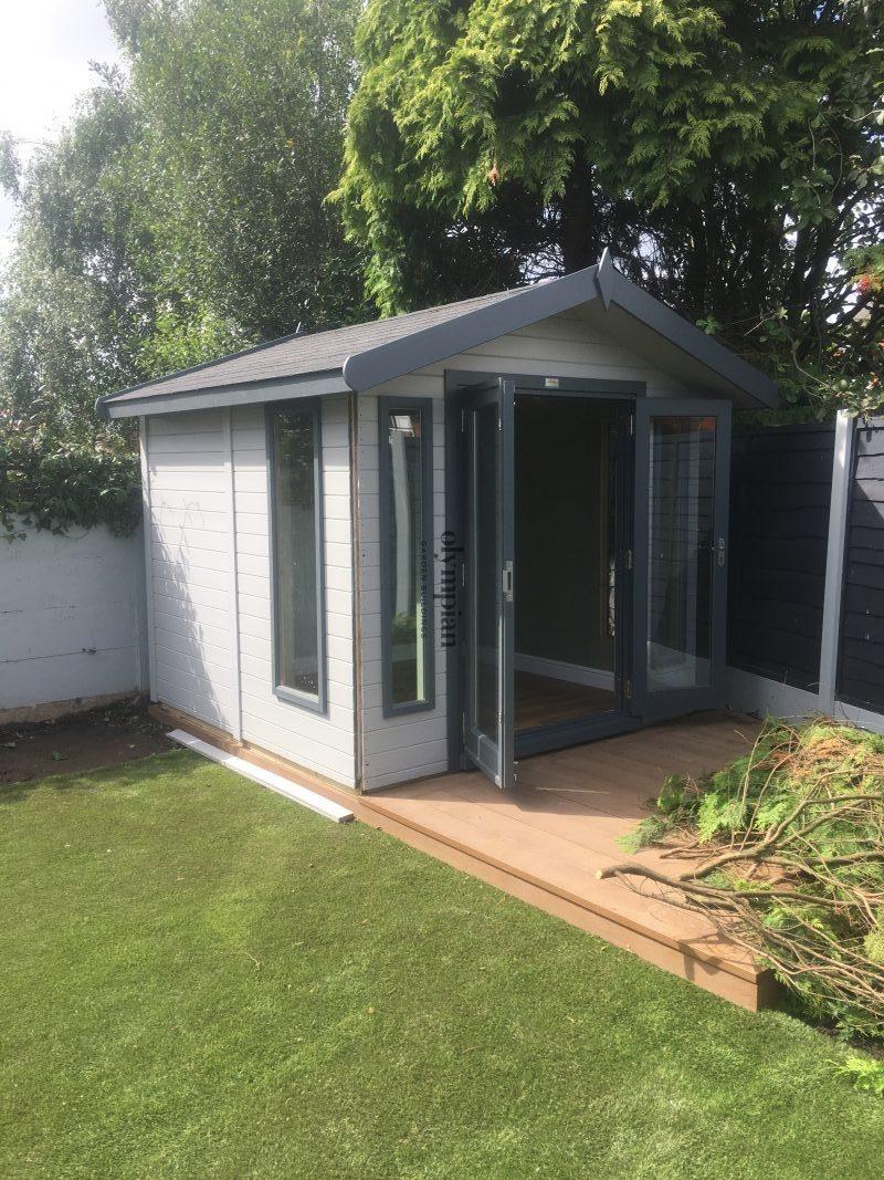 Small Garden Office 2