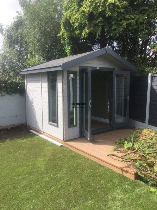 Small Garden Office 50