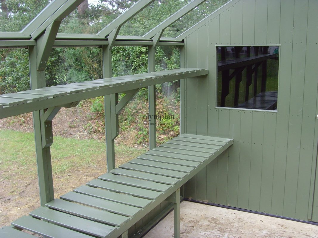 Timber Greenhouses 10