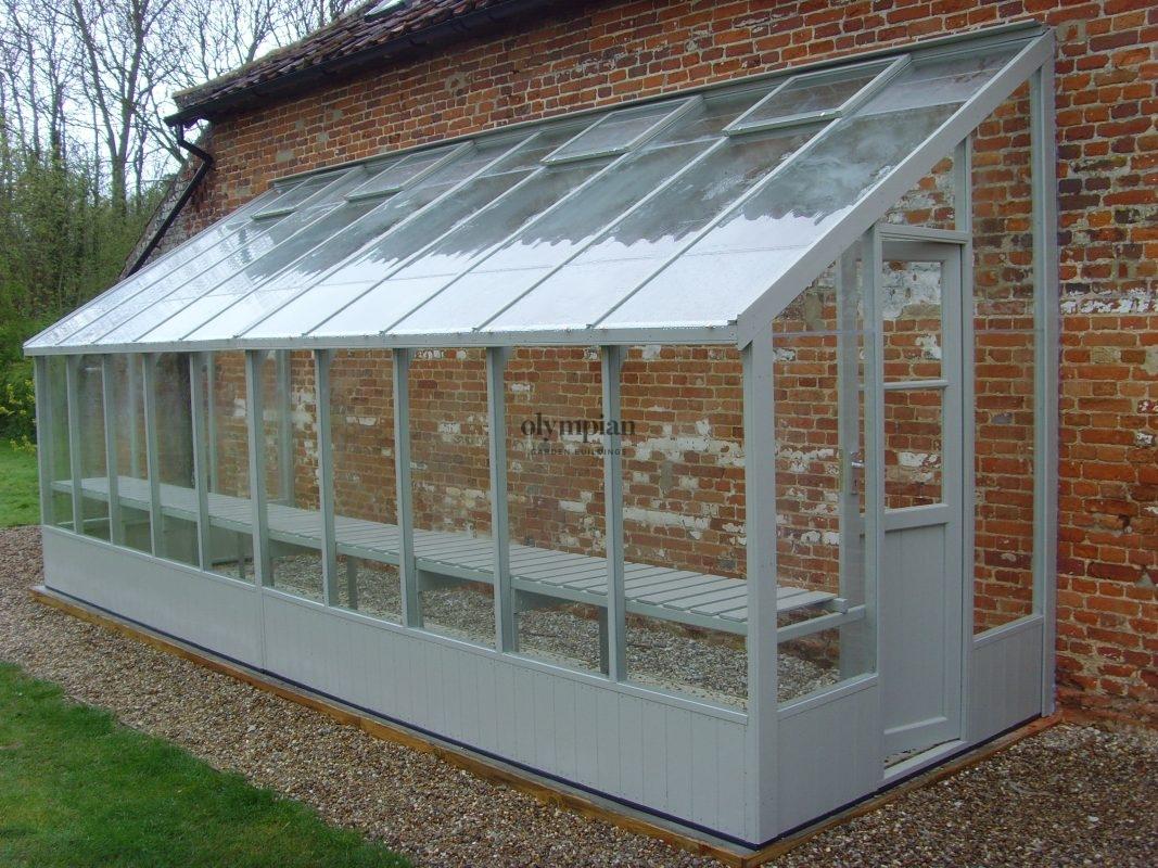 Timber Greenhouses 3