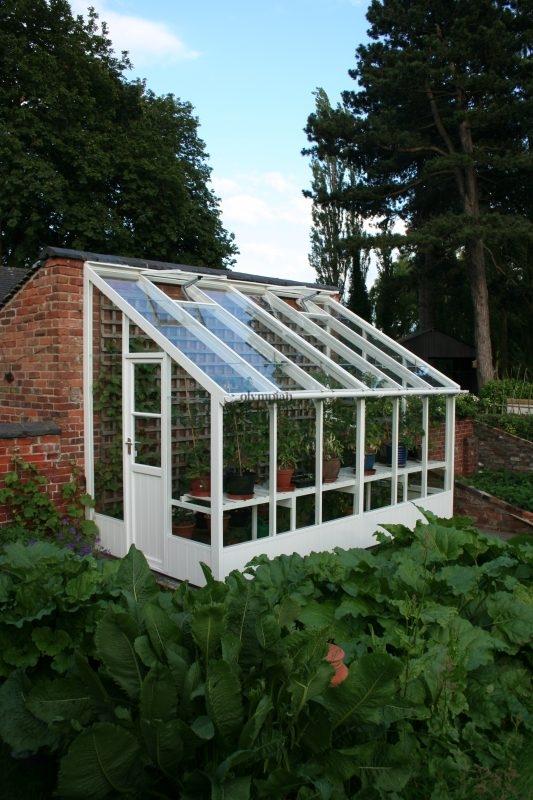 Timber Greenhouses 6