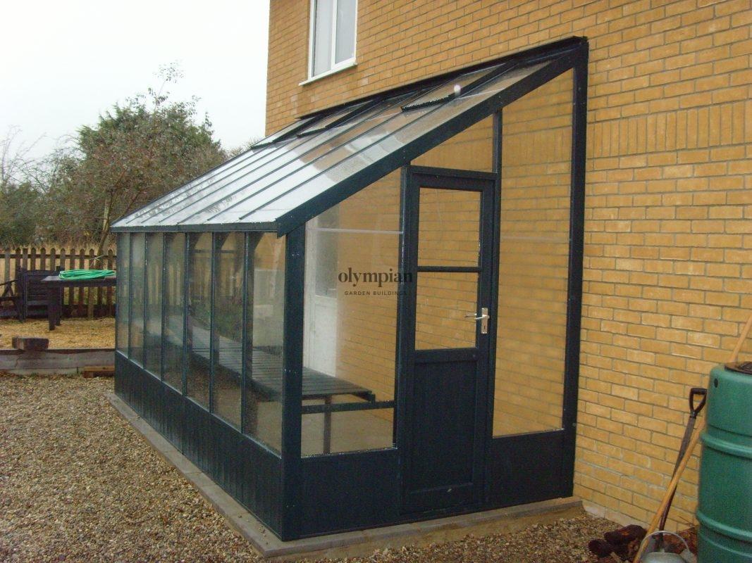 Timber Greenhouses 7