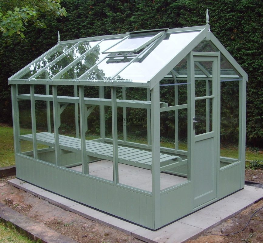 Timber Greenhouses