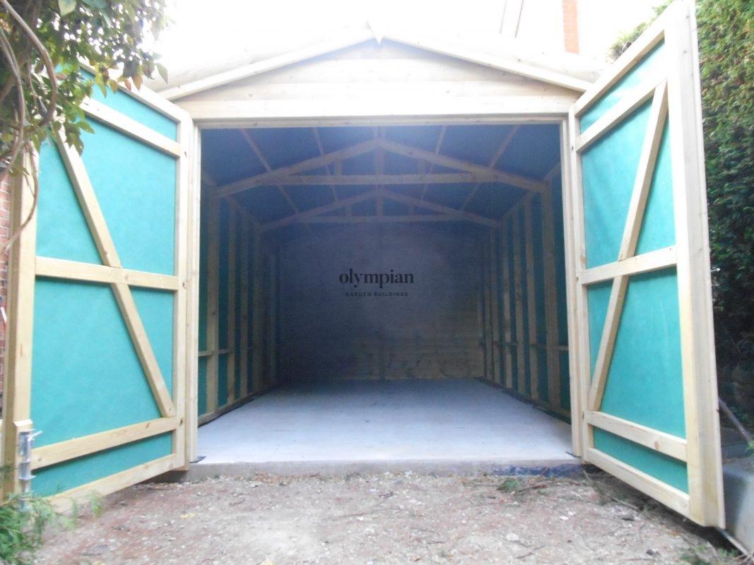 Wooden Garages 19