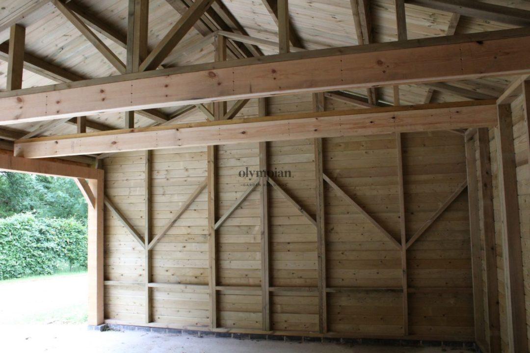 Wooden Garages 22