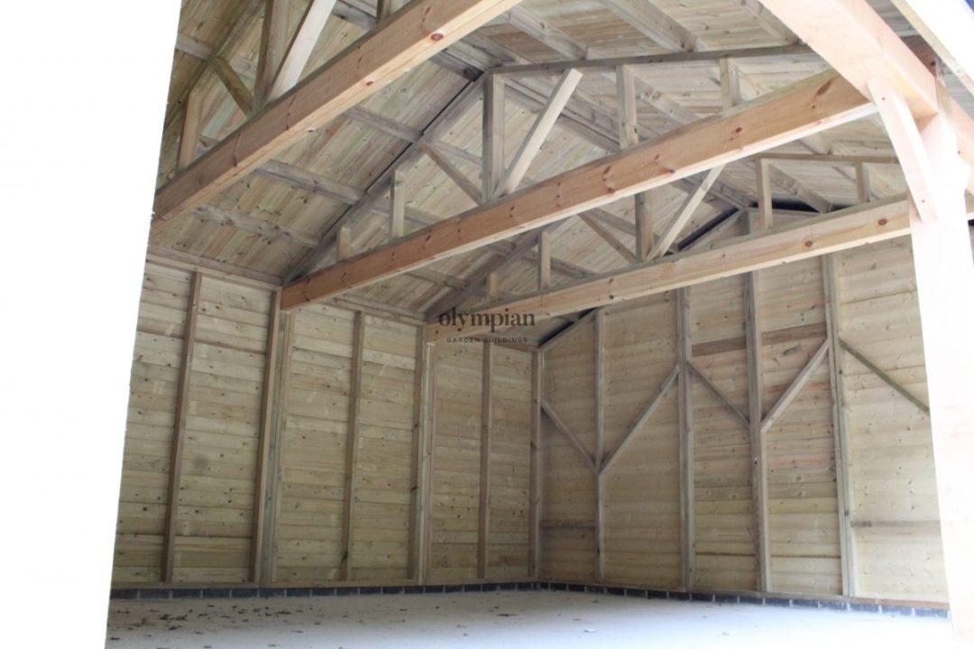 Wooden Garages 23