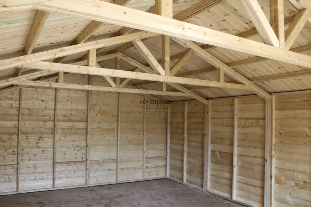 Wooden Garages 27