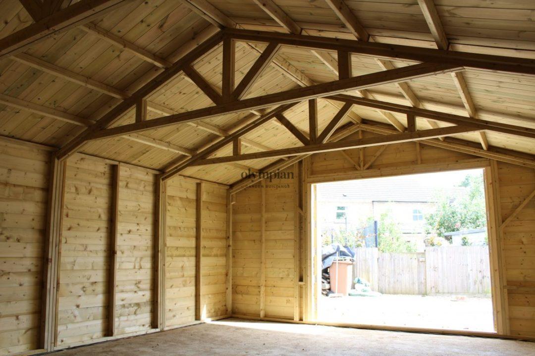 Wooden Garages 28