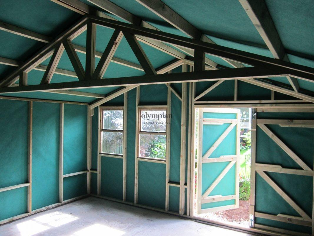 Wooden Garages 34