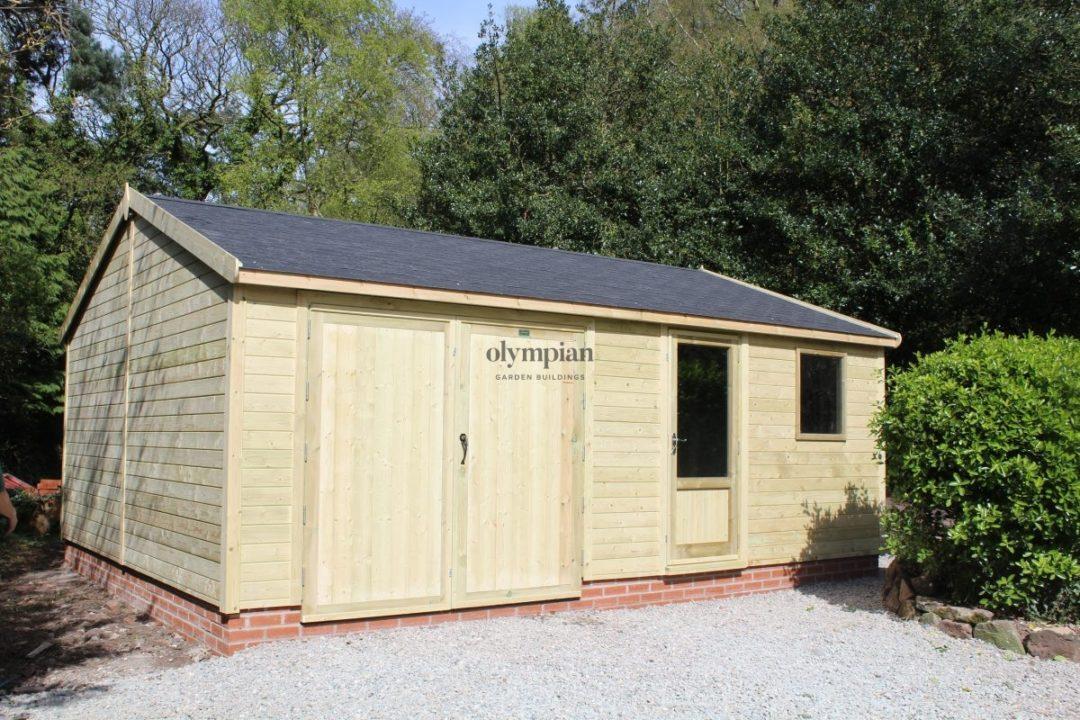 Wooden Garages 5