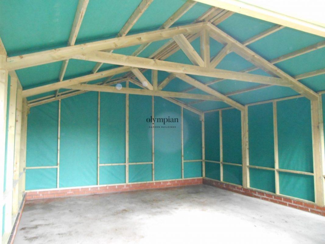Wooden Garages 7