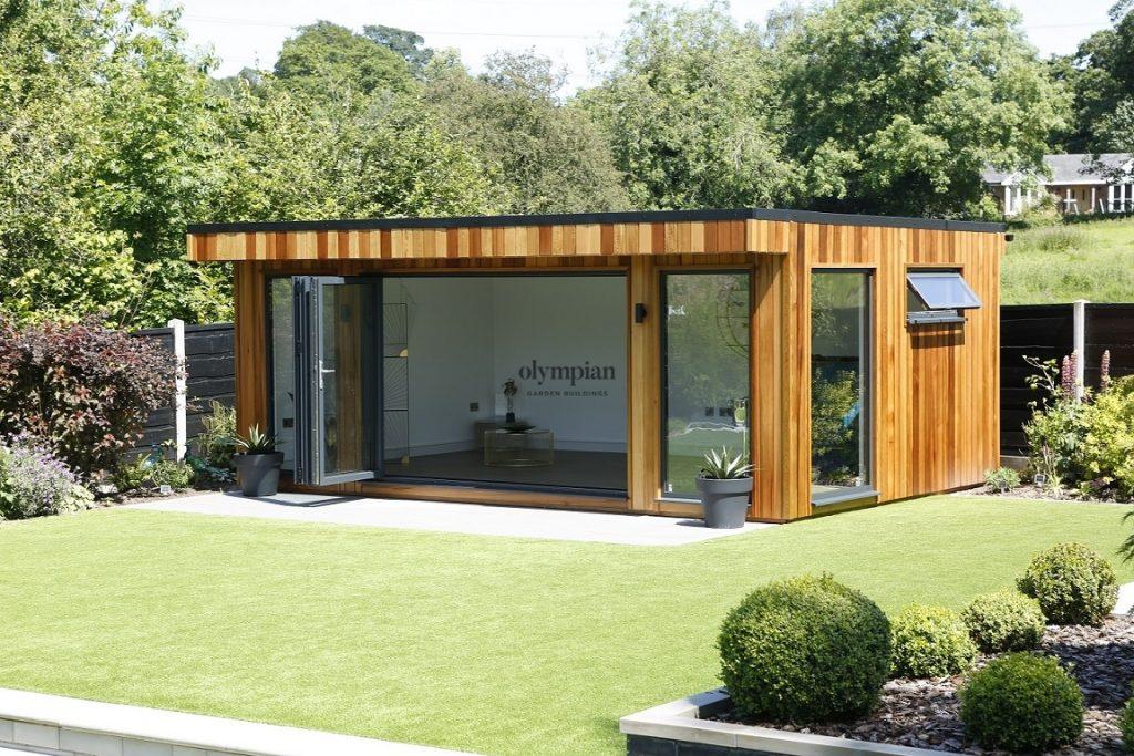 Modern Garden Room - External