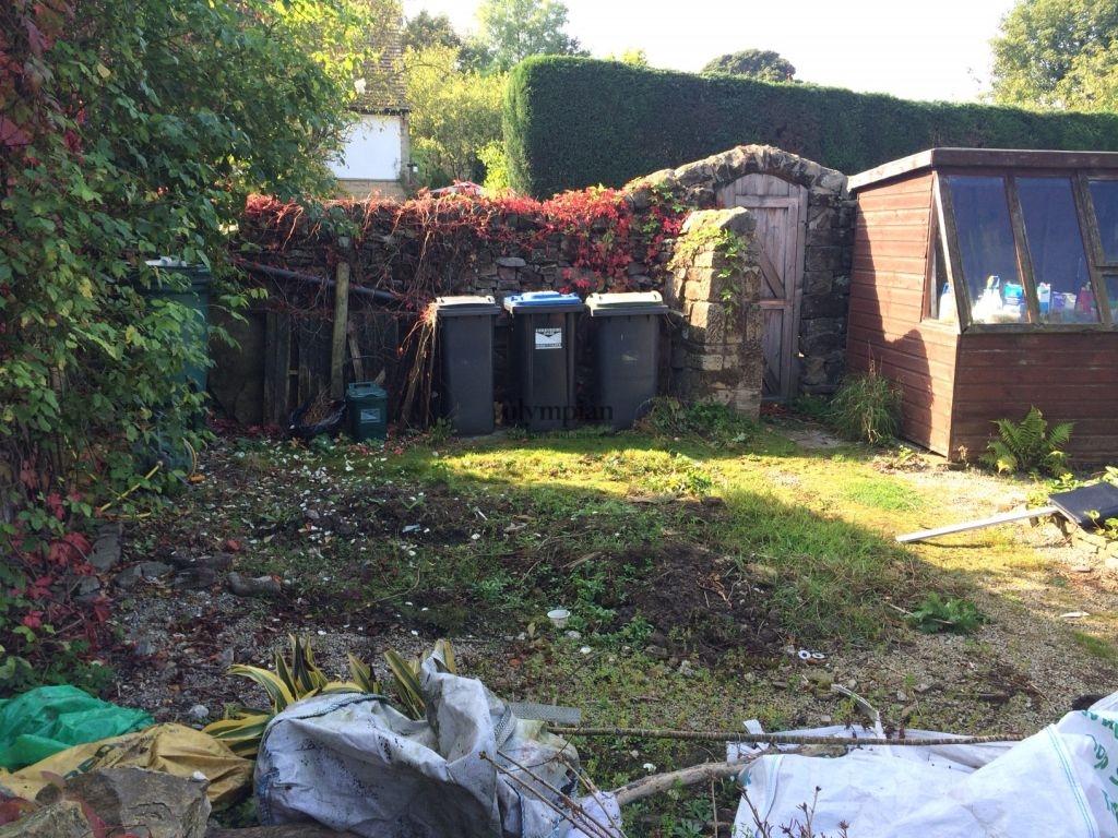 Full garden overhaul