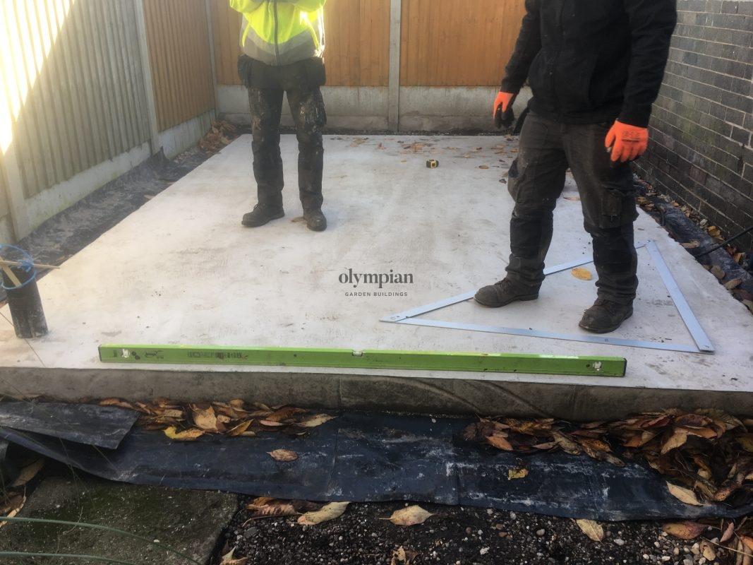 installation team site survey
