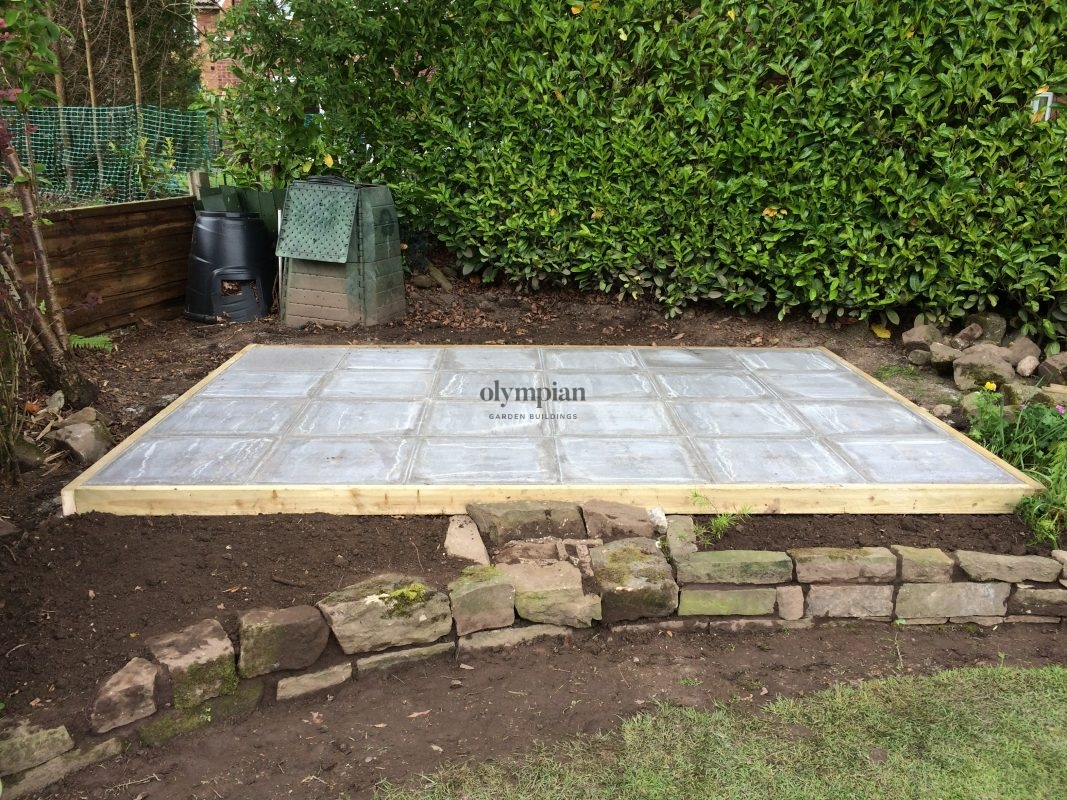 Flagged and Concrete Bases