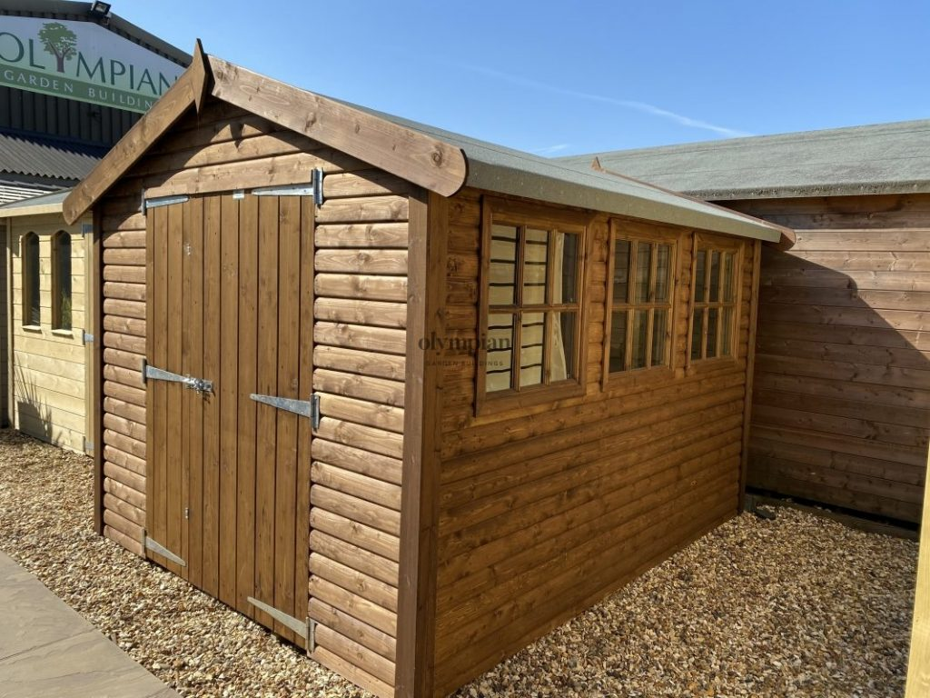 Apex, Pent, or Heavy- Duty: Understanding And Selecting The Right Garden Shed For You