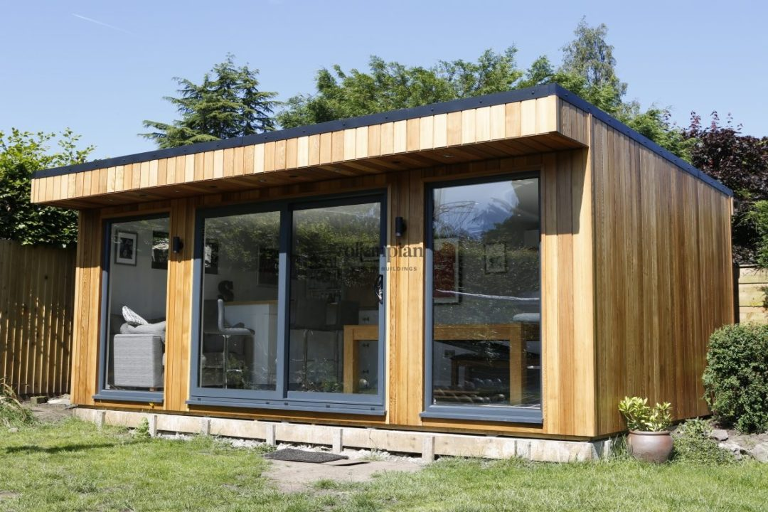 Multi-use Garden Office in Manchester