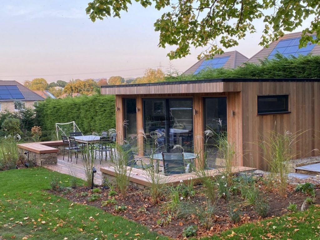 Does a garden building add value to your property?