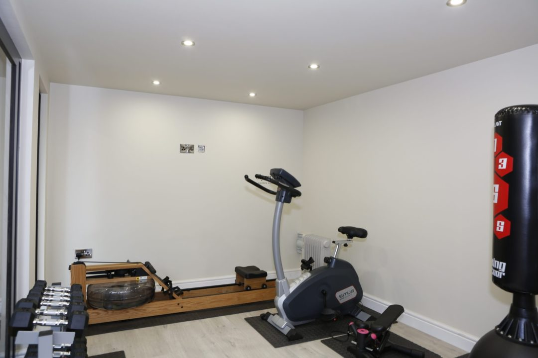 Home Gym in Wilmslow