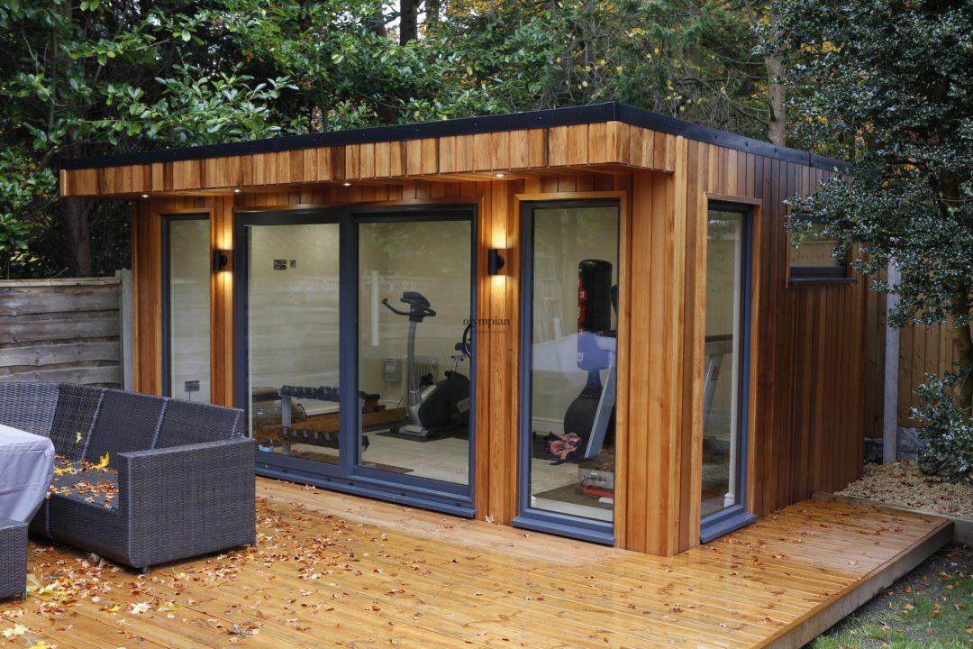 Outdoor Home Gyms - Wilmslow