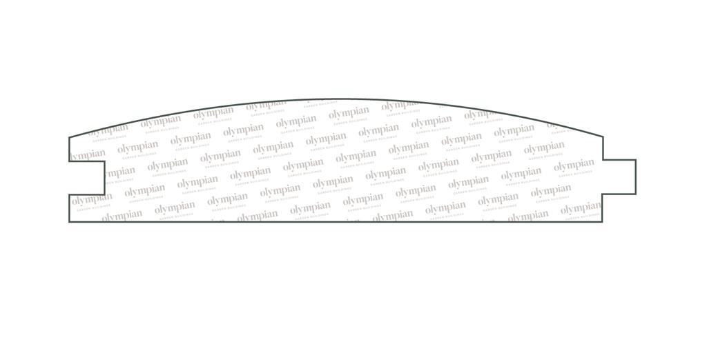 38mm T&G Log Profile