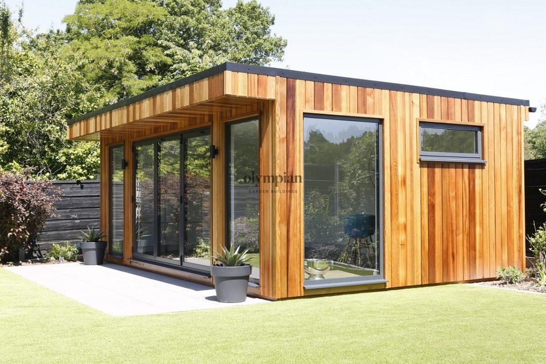 External Contemporary Garden Room
